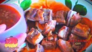 Como hacer salsa de tamarindo