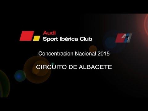Concentración Nacional Albacete 2015