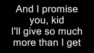 Lyrics: Michael Bublé Haven't Met You Yet
