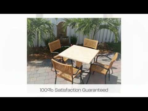 patio furniture south florida tropic patio youtube