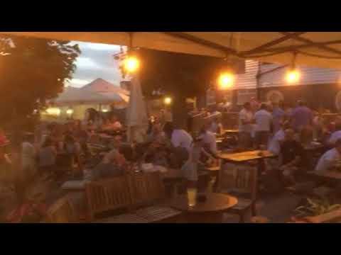 Summer chill @ belle vue tavern , pegwell bay , ramsgate