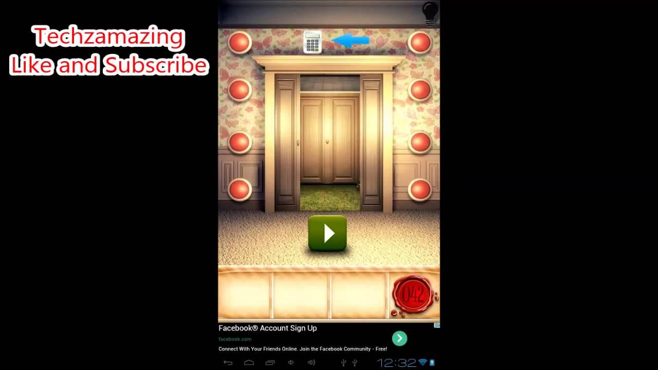 100 Doors Seasons Level 41 42 43 44 45 Wakthrough Cheats Youtube