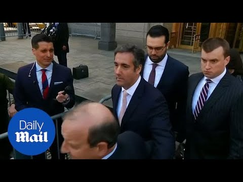 Ex-Trump lawyer Michael Cohen to testify at House panel