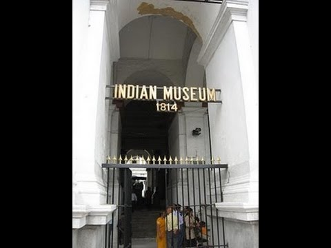 History of Indian Museum Kolkata
