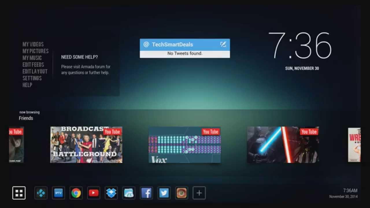 smart youtube tv apk на русском