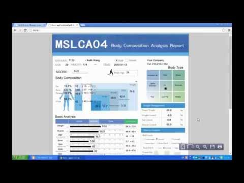 HD Operation Video Of Military Body Fat Calculator MSLCA04