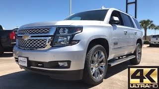 Fully loaded 2017 Chevrolet Tahoe LT (5.3L V8) - Review