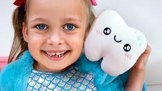 Hada de los dientes - Canciones Infantiles | Maya y Mary