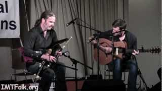 """Pipes Solo - Lark in the Morning"", Cillian Vallely & Alan Murray"
