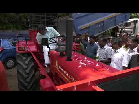 Tractor Service Re-opening Pampa & Sabarimala