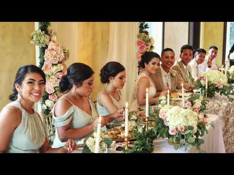 Chris and Alejandra's Tuscan Ridge Wedding