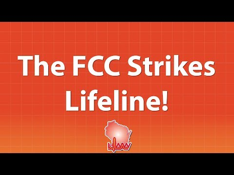 FCC Strikes Lifeline!