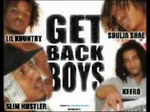 Hillsborough County - Get Back Boys