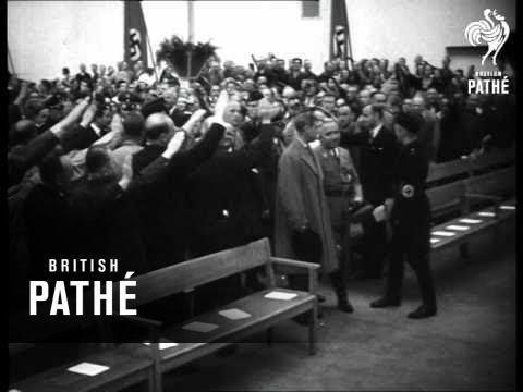 Former British King In Nazi Germany (1937)