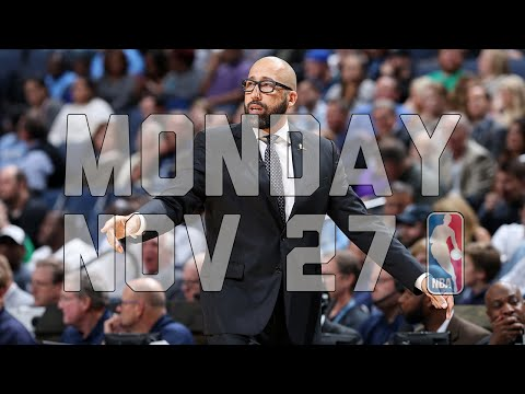 NBA Daily Show: Nov. 27 - The Starters