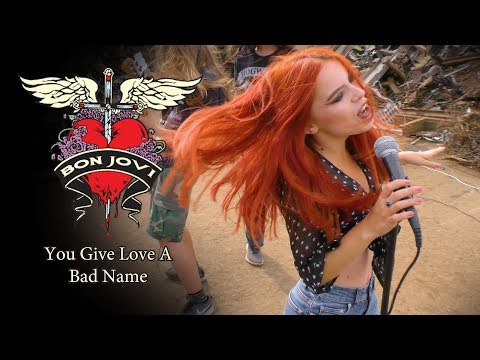You Give Love A Bad Name - Bon Jovi; By The Iron Cross