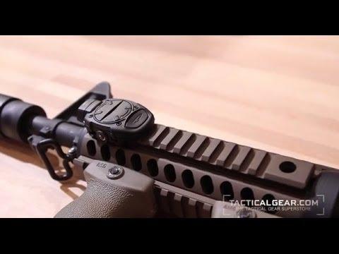 Princeton Tec Switch Rail at SHOT Show 2014 - YouTube 4839f3b41d43