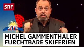 Michel Gammenthaler   Arosa Humorfestival 2015   SRF Comedy