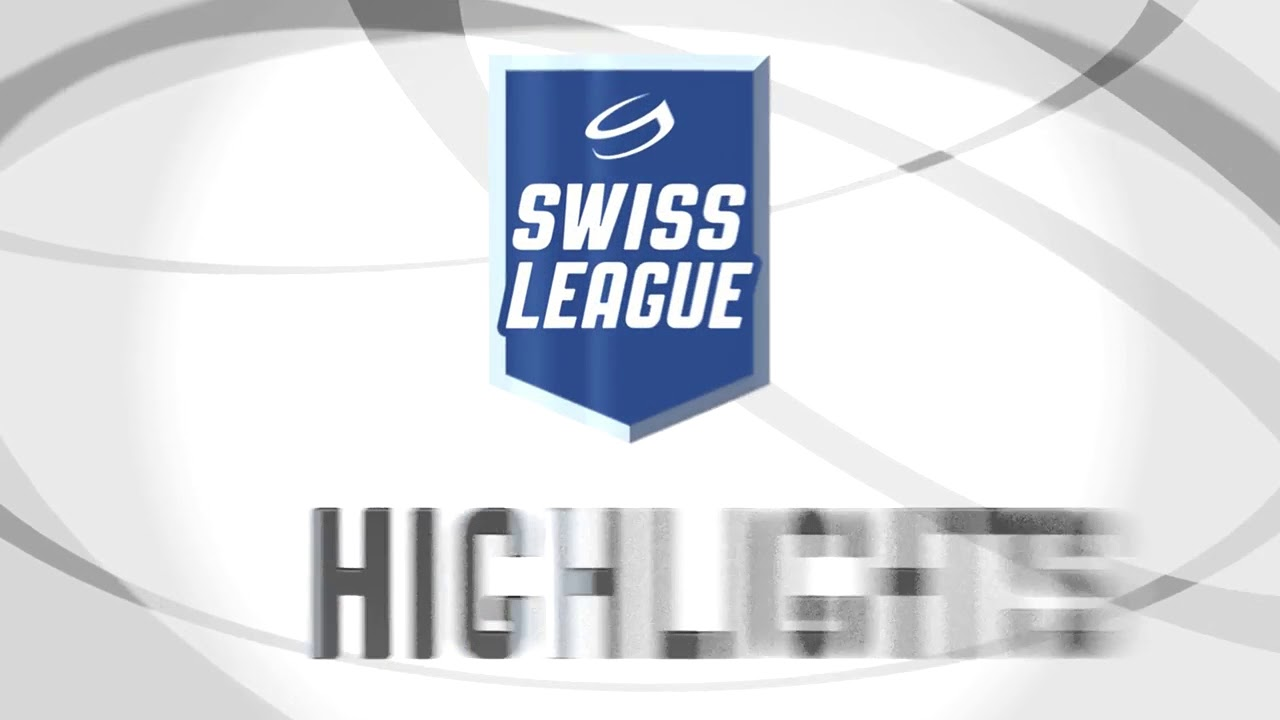 Highlights: SC Langenthal vs SCRJ Lakers