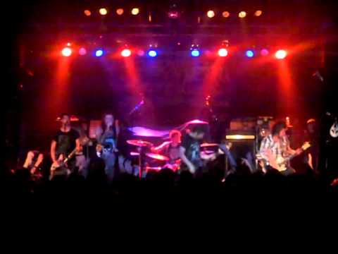 Memphis May Fire - The Unfaithful Live in Raleigh NC