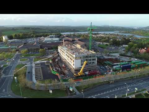 2018 University Hospital Waterford