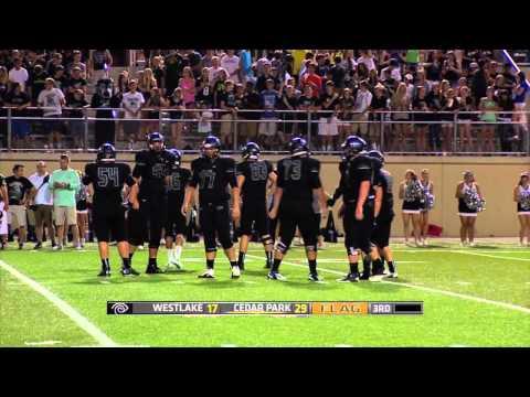 Austin Westlake vs Cedar Park 2013 - Full Broadcast