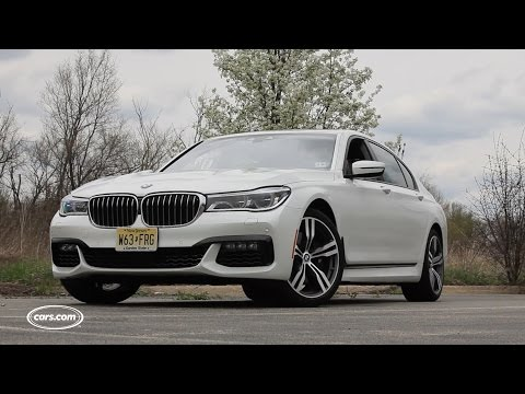 2016 BMW 750i xDrive: First Drive