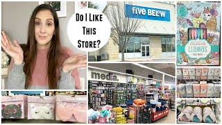 SHOP WITH ME   FIVE BELOW   DO I STILL THINK IT