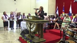 CANTORA LOUVOR , N 2 ASS DE DEUS JOAO BRASIL CONG DE SENHORAS DIAS 18 ATE 21. 07.2014