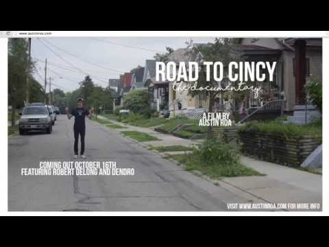 "Austin Roa Releases Documentary ""Road to Cincy"""