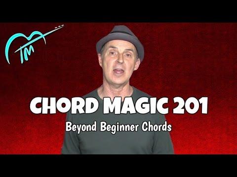 Beyond Beginner Chords | Guitar Chord Magic 201 - YouTube