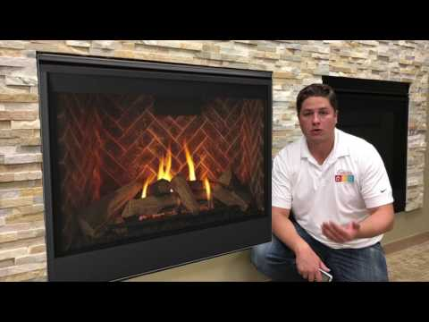 Majestic Meridian Direct Vent Gas Fireplace Review