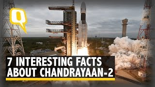 Chandrayaan-2: Seven Interesting Facts About ISRO's Lunar Mission | The Quint thumbnail