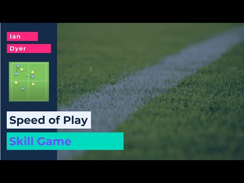Ian Dyer | Speed Of Play' -  Possession