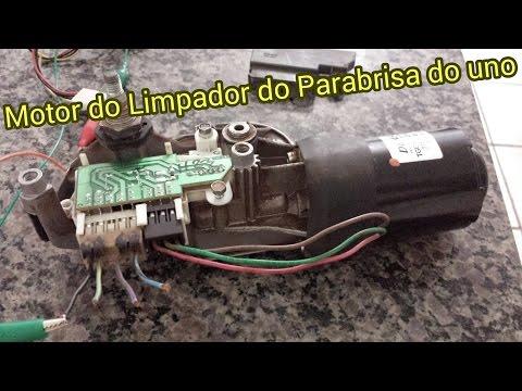 Motor do Limpador do Parabrisa do Uno - Wiper Motor