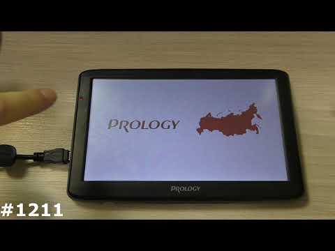 Прошивка Prology iMap 7020M