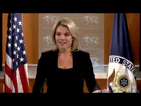 Department Press Briefing - September 12, 2017