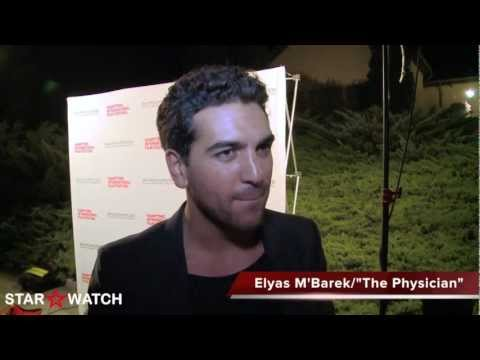 Elyas M'Barek red carpet  at 20th annual Hamptons International Film Festival