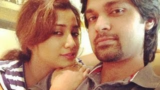 shreya ghoshal with her friends and family unseen private video