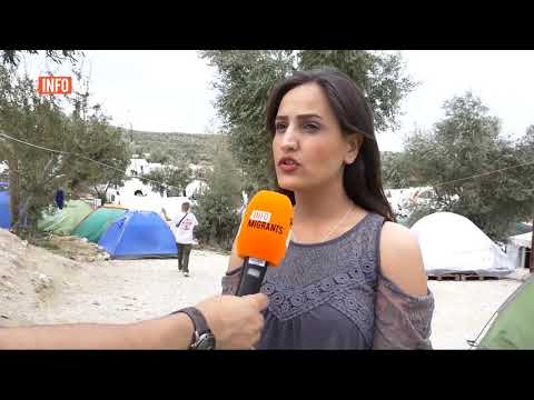 An Afghan Actress Is Now A Refugee In Lesbos