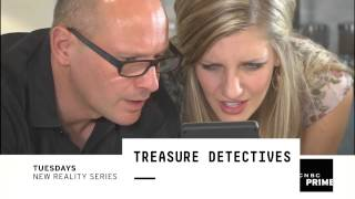 TREASURE DETECTIVES - Tuesdays at 9p on CNBC Prime
