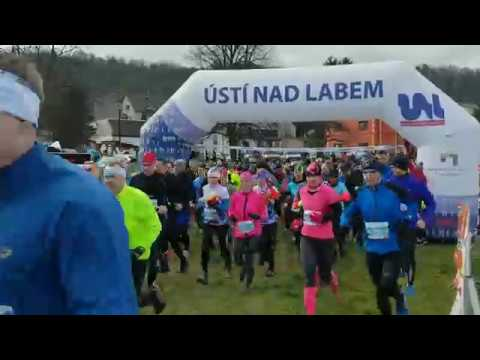 Milada Winter Run 2018 - start 10 km - YouTube b348546574
