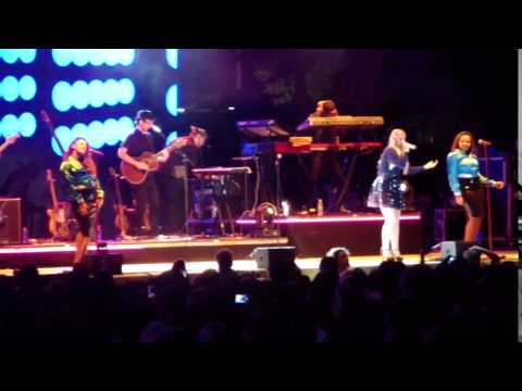 Meghan Trainor Paso Robles California Mid State Fair