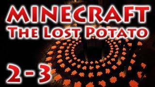 The Lost Potato - Глава 2 - Часть 3: Демон на черном Кубе