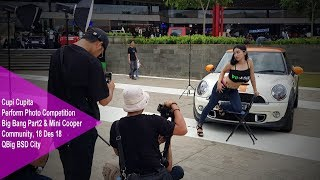 Cupi Cupita - Photo Competition Big Bang Part2 & Mini Cooper Community