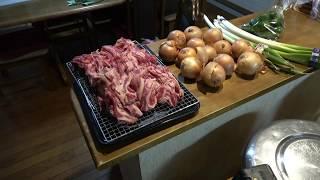 普通の台所で14人前作るぞ!【焼肉・うなぎの蒲焼】 thumbnail