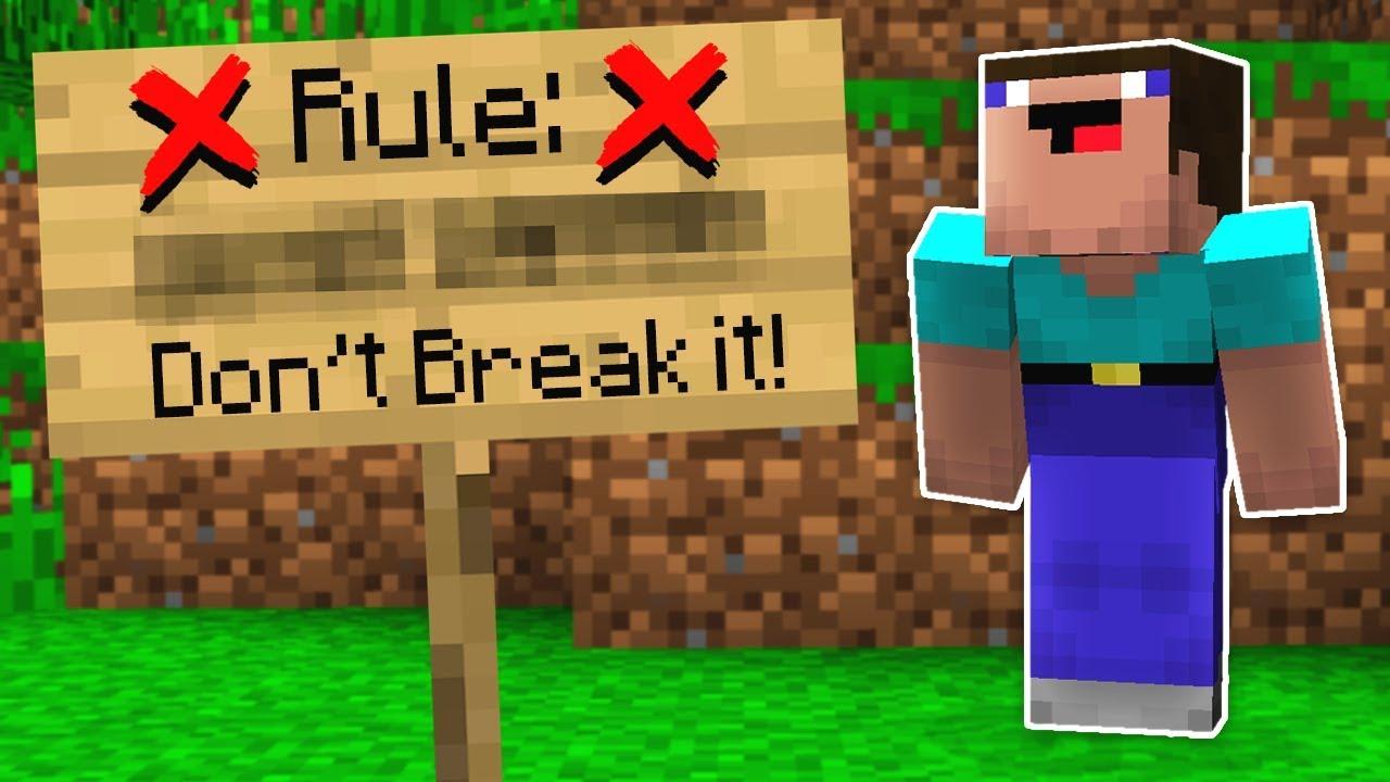 Luật chơi Minecraft AEMINE