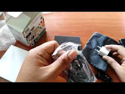 Unboxing Basic K3 HiFi Player