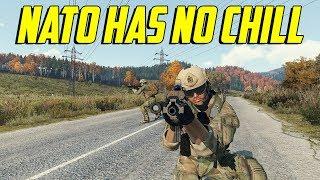 ARMA 3 Antistasi - NATO Has No Chill