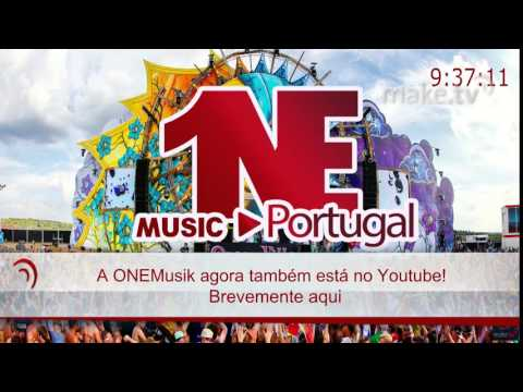 ONE Musik TV - Live Music Television of Portugal